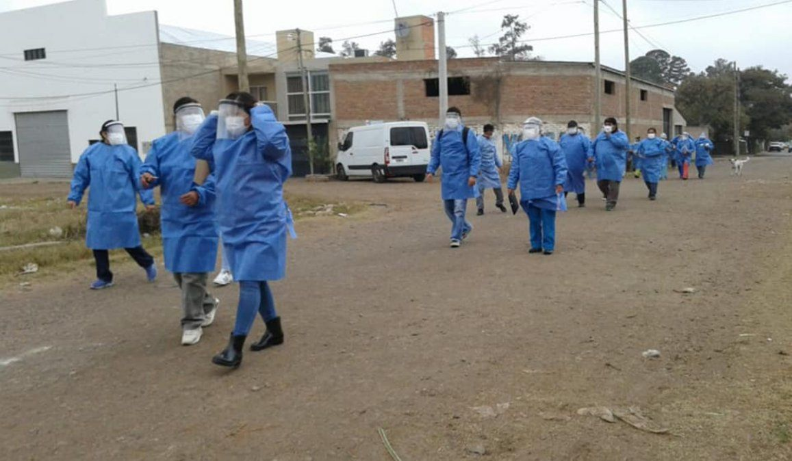 Jujuy registró más de 100 casos en el primer reporte del día