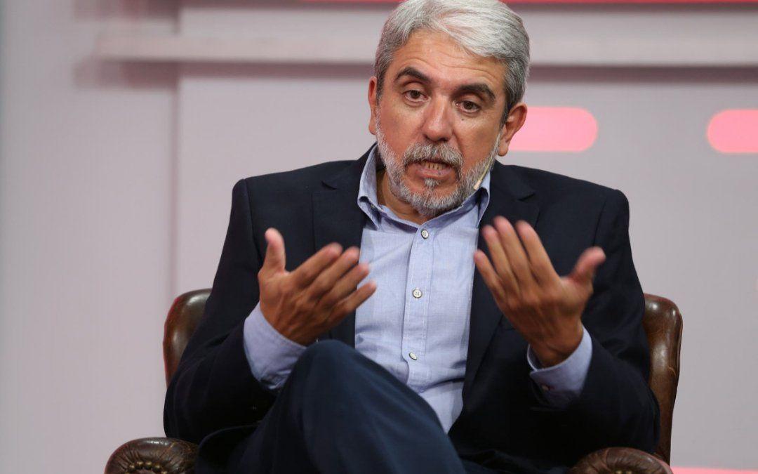 Aníbal Fernández trató de hipócrita y mezquino a Morales