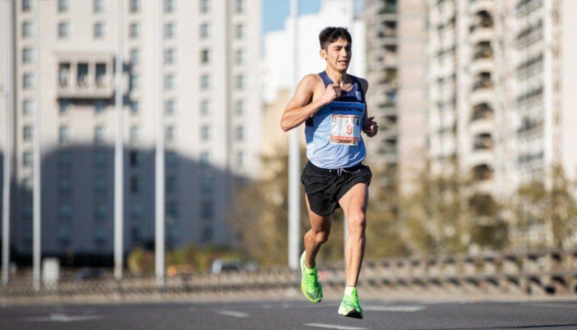 A las estrellas por las espinas: Conmovedora historia de Eulalio Muñoz, maratonista argentino