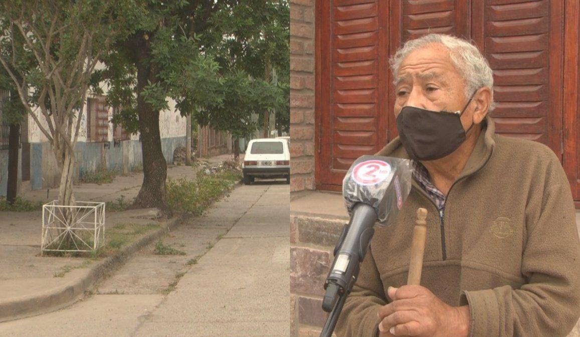 Inseguridad en Castañeda, vecinos piden más iluminación