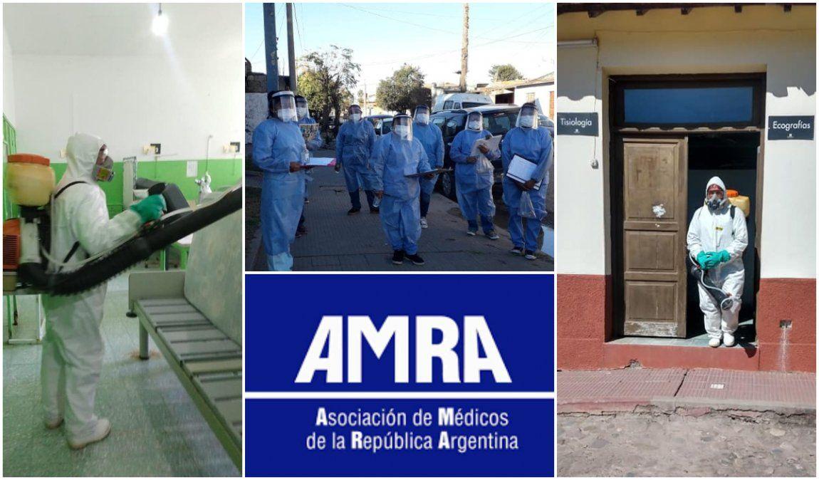 Médicos argentinos alarmados por la situación del sector en Jujuy