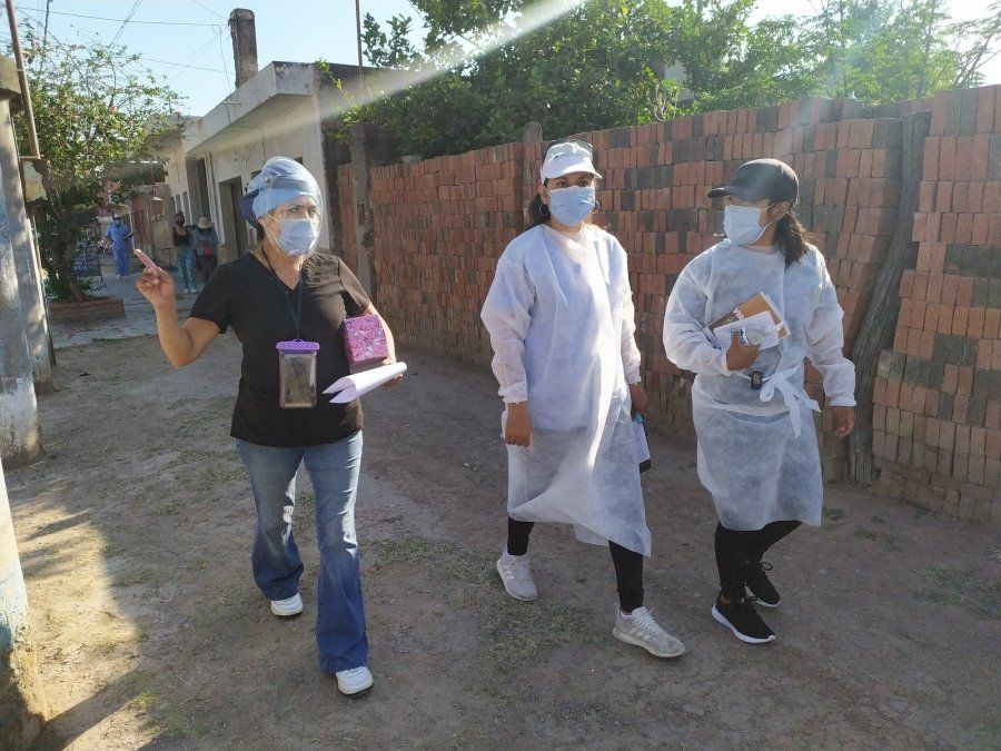Jujuy registró 106 casos nuevos y 1 fallecimiento