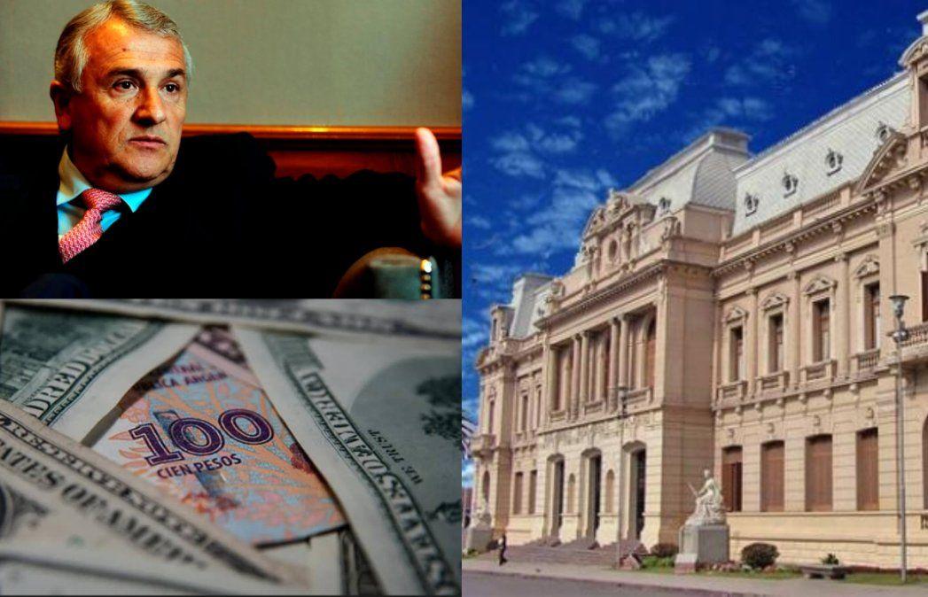 Según Morales, Jujuy no tiene inconveniente con la deuda en dólares