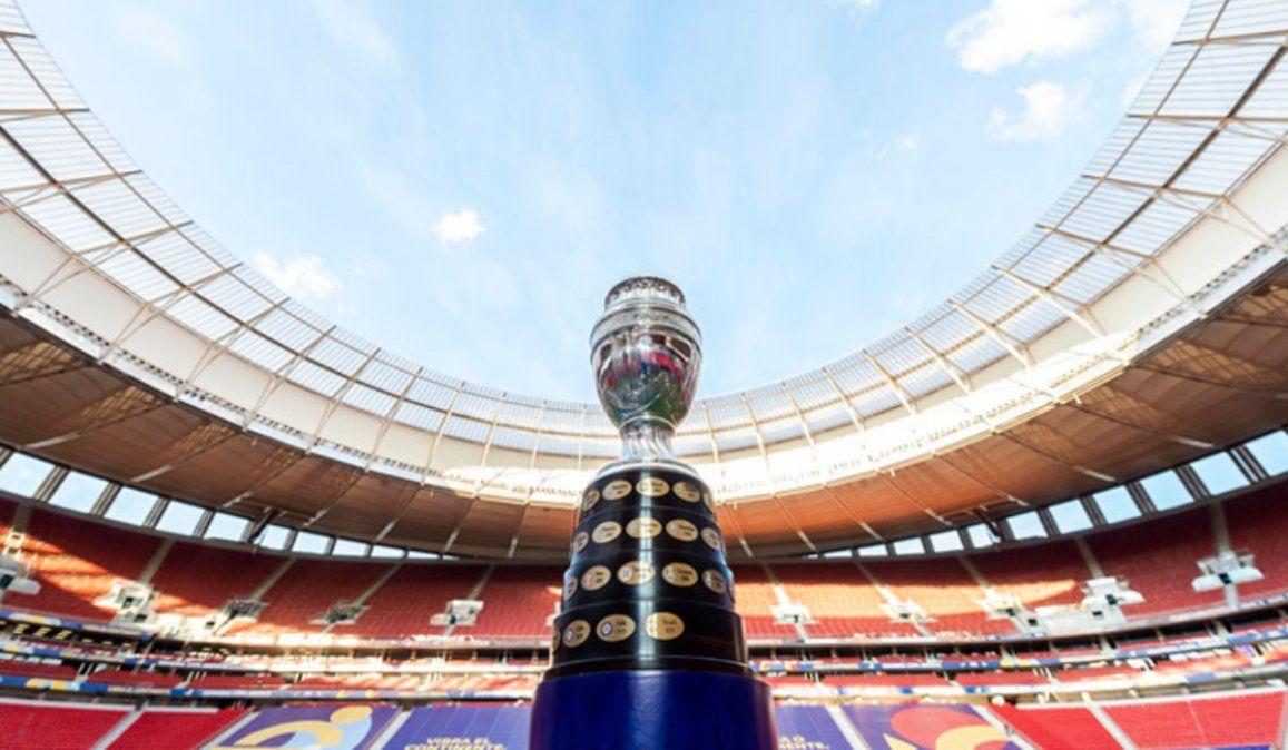La Conmebol se defendió de las críticas por organizar la Copa América en plena pandemia