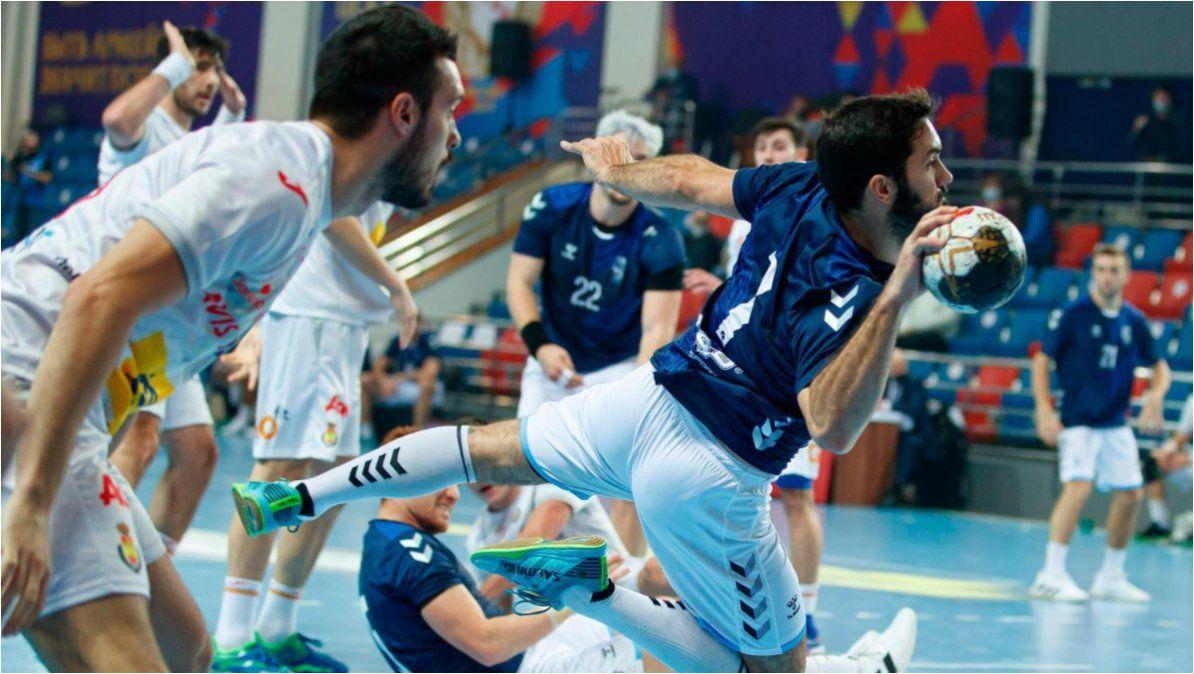 Mundial de Handball: dos seleccionados, afuera por coronavirus