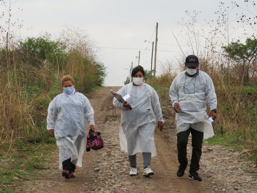 Jujuy registró 21 casos nuevos y 2 muertes