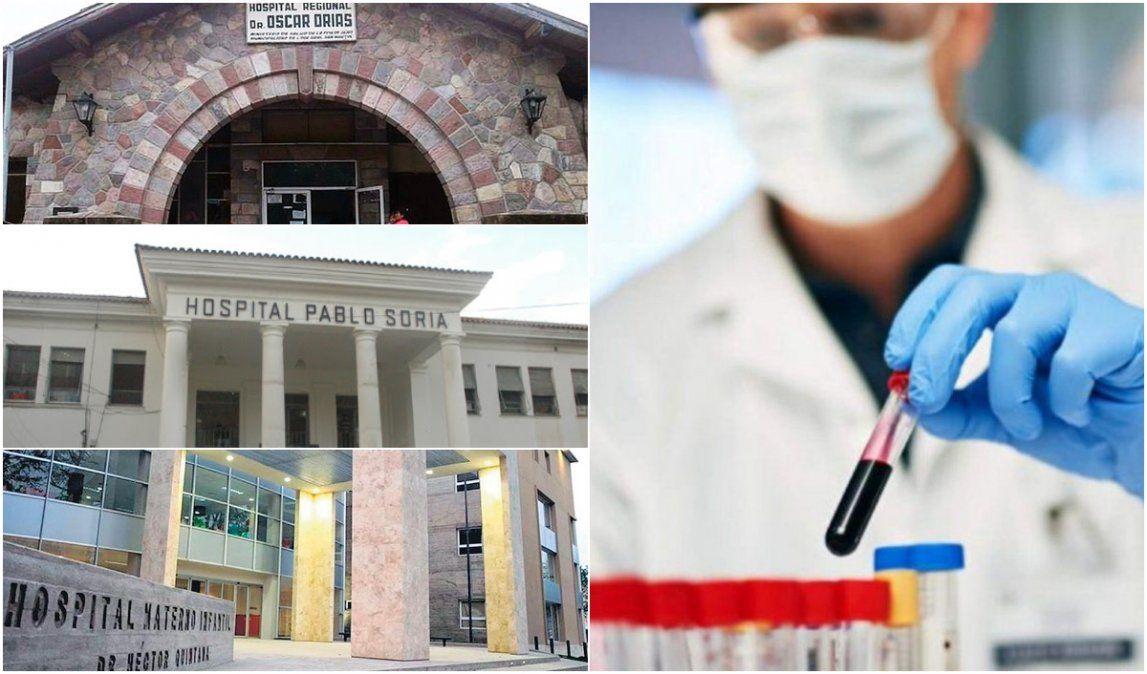 Contagios en salud: 65 trabajadores de la primera línea tienen coronavirus