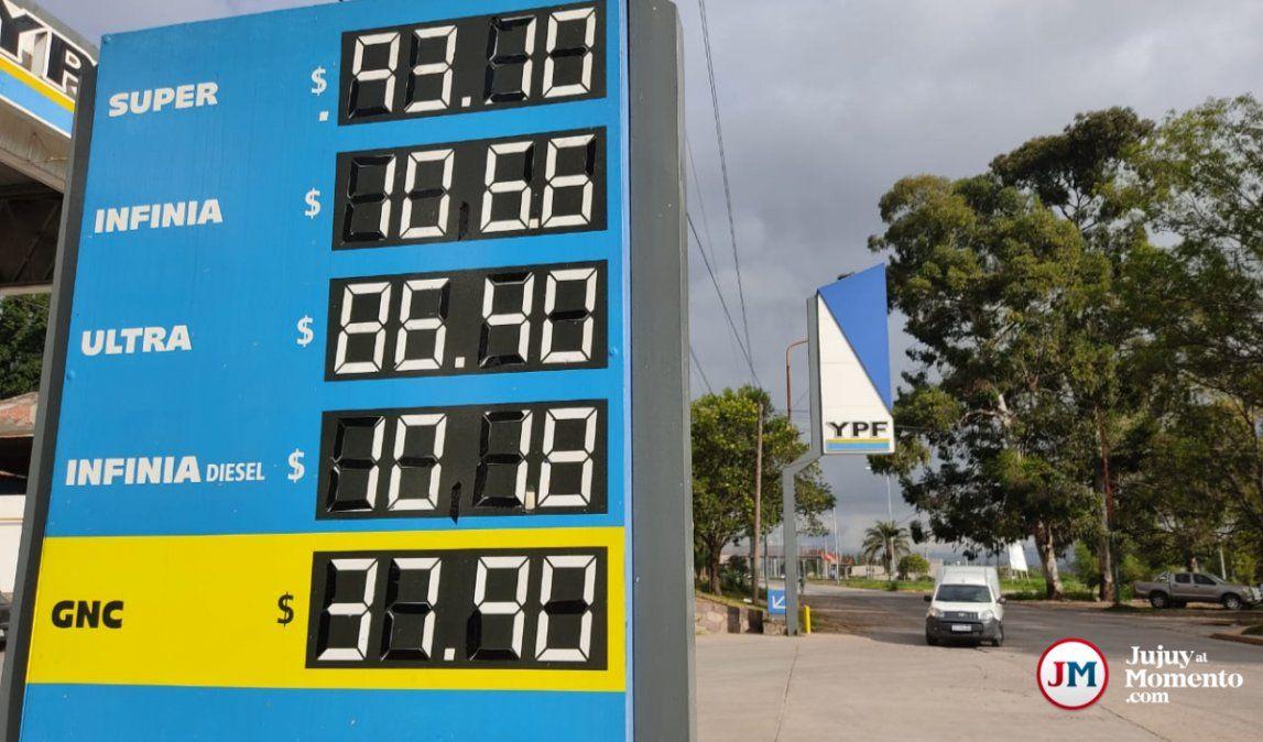 El impacto de la suba de combustibles en Jujuy