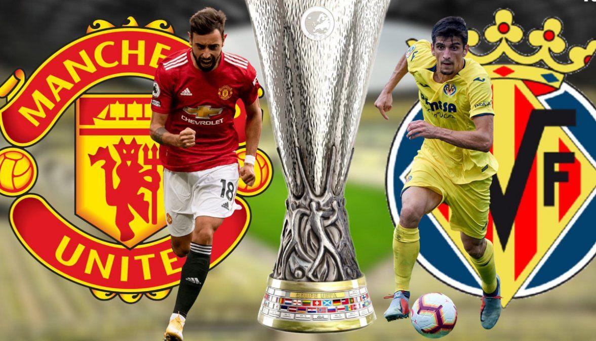 Villarreal vs Manchester United, por la gloria eterna