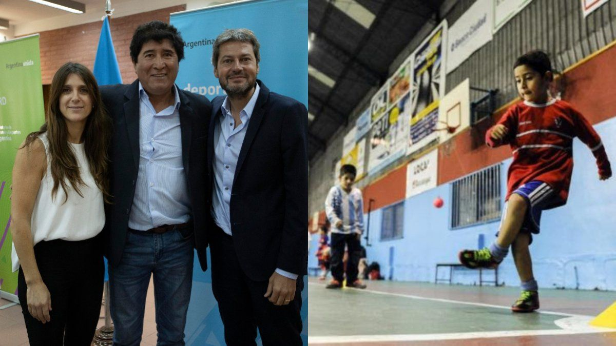 Actualización de documentación para clubes barriales de Jujuy