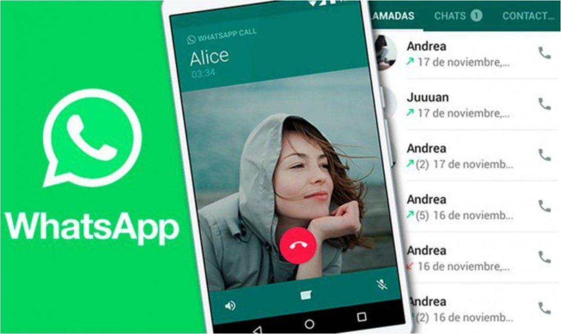 Cómo grabar una llamada de WhatsApp sin que lo sepa la otra persona