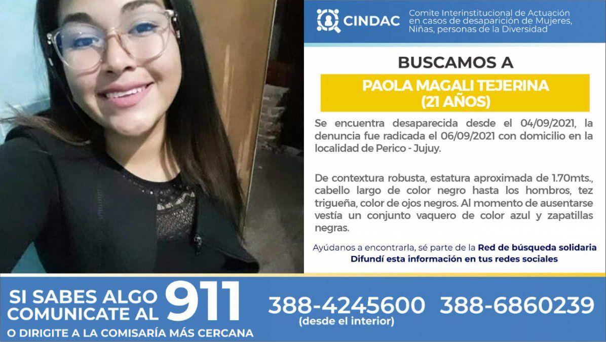 Dos jóvenes están desaparecidas y piden ayuda para encontrarlas