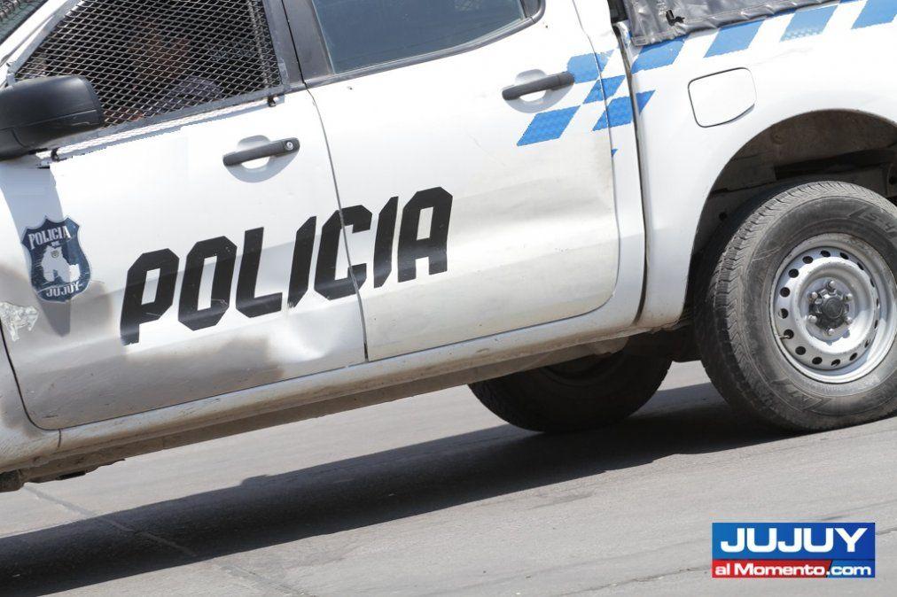 Palpalá: Policía ebrio y agresivo con vecinos