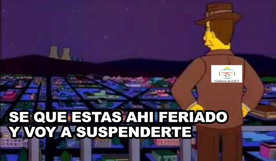 Morales suspendió el feriado y desató una ola de memes