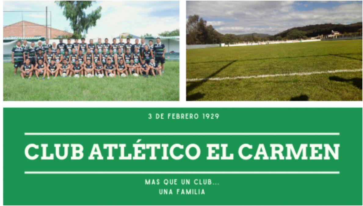 Finalmente, Atlético El Carmen jugará el Regional Amateur