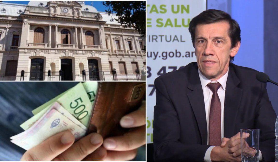 El gobierno afirmó que pagará el aguinaldo a partir del 15 de julio