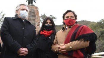 Gustavo Sáenz aislado, su esposa dio positivo de coronavirus