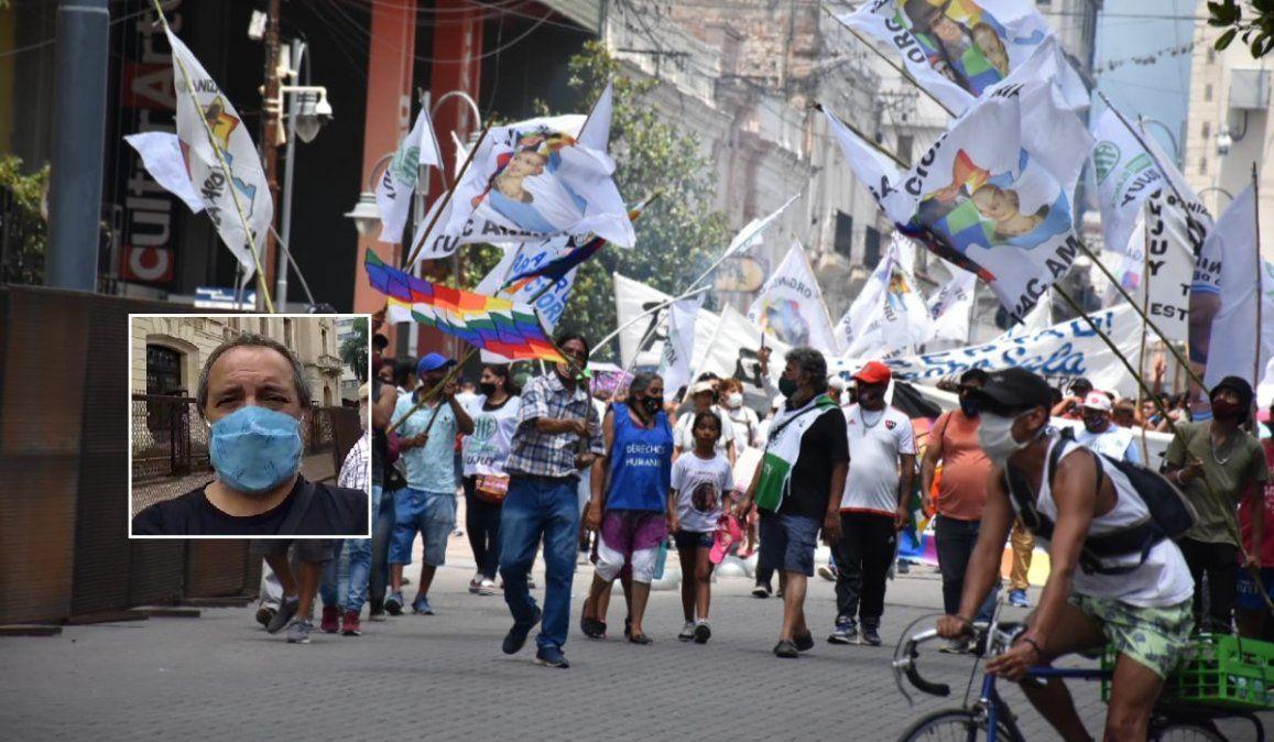 Críticas a Morales por el megaoperativo: Fue desproporcionado