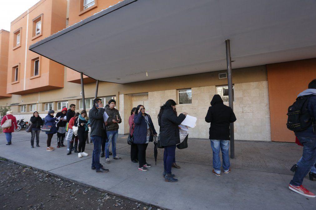 Jujuy tuvo la mayor caída en empleo privado