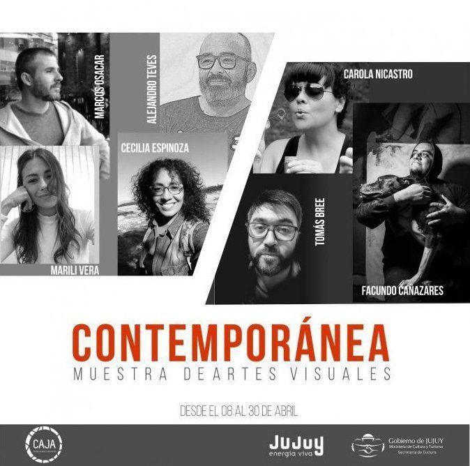 Contemporánea, nueva muestra en el Centro de Arte Joven Andino