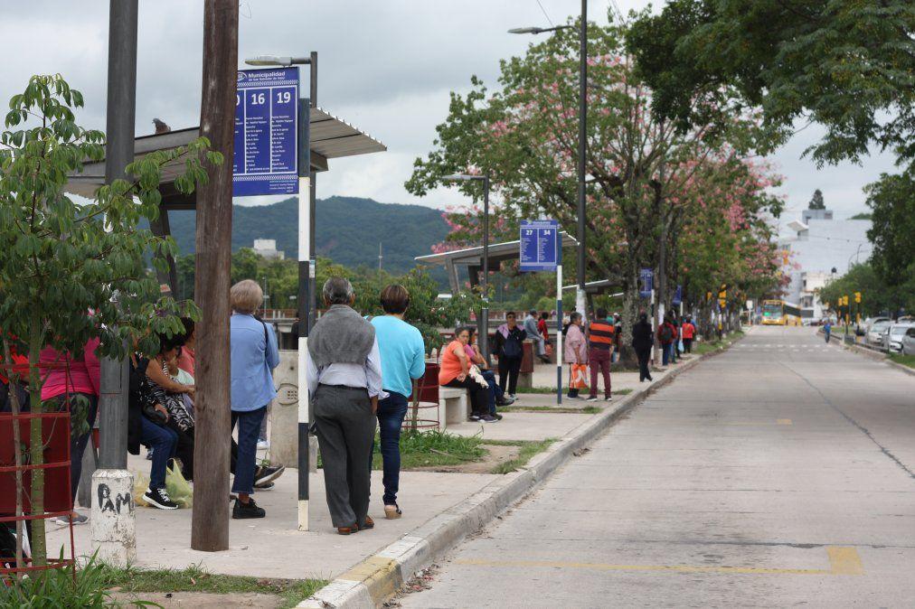 Paro de colectivos: El municipio pide que se cumpla con las guardias mínimas
