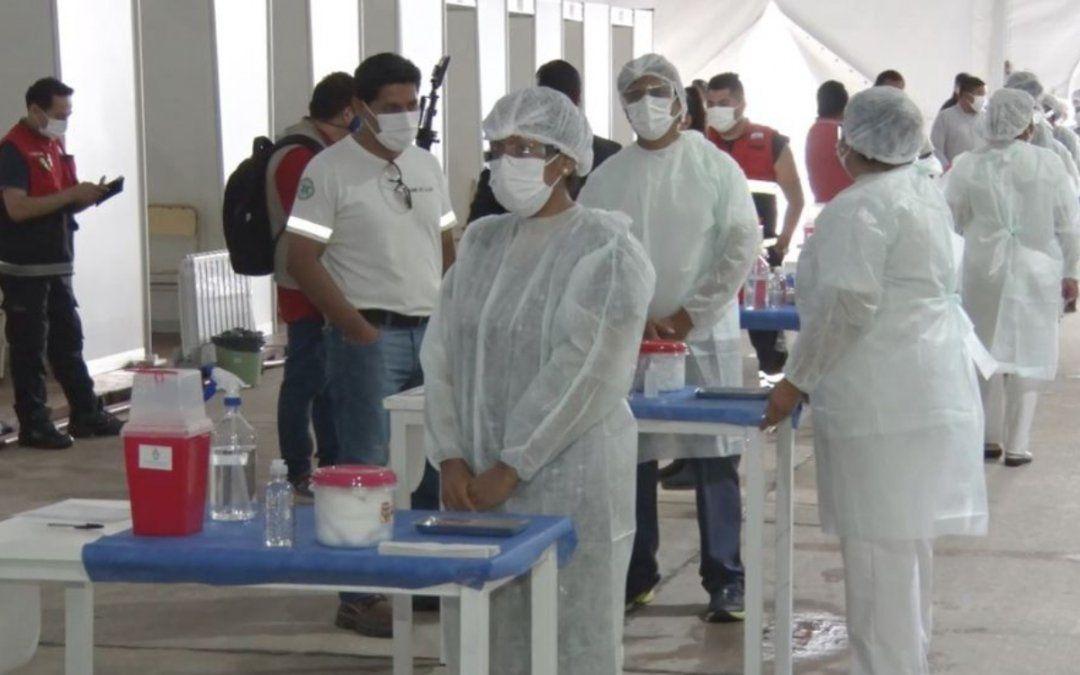 Coronavirus en Argentina: confirmaron 1.849 contagios en las últimas 24 horas