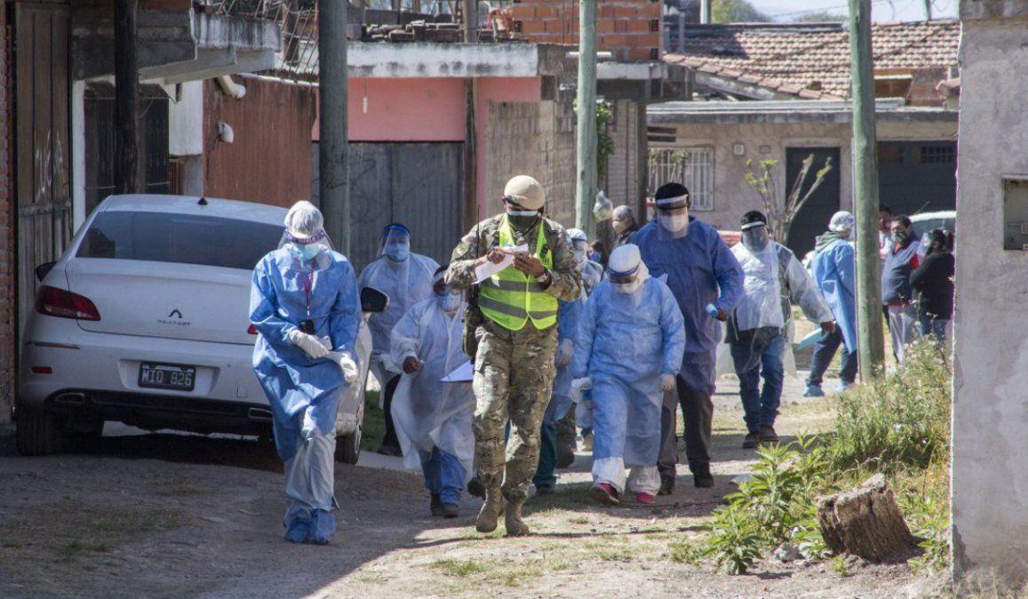 Nación clasificó a Capital y Palpalá como zonas de alto riesgo epidemiológico