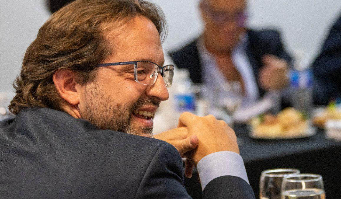 Marco Lavagna: El asunto es ver qué podamos hacer para arrancar y crecer