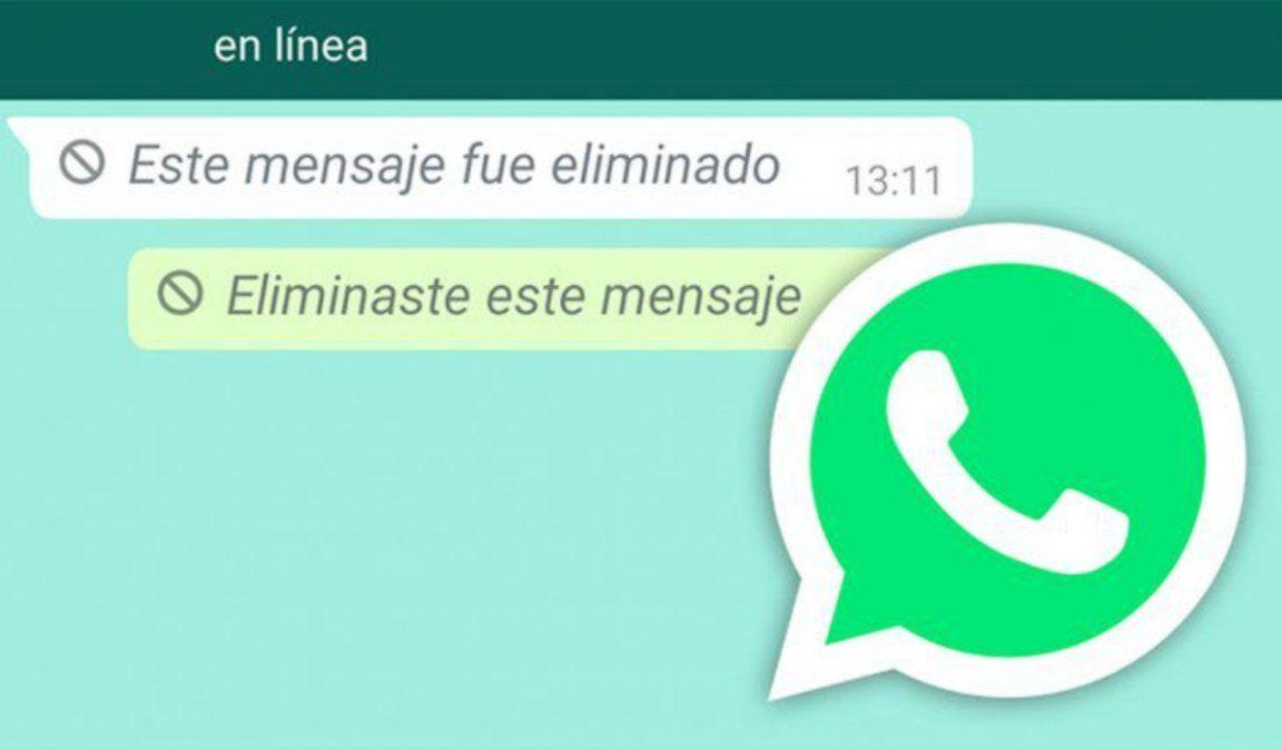 WhatsApp: Cómo recuperar los mensajes borrados en la aplicación