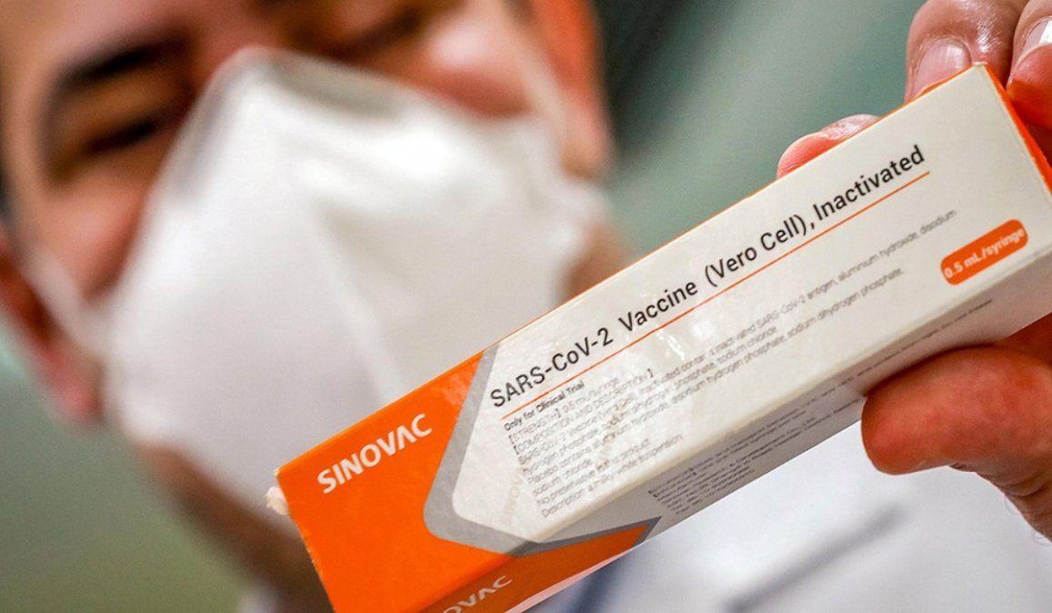 China aprobó el uso de la vacuna de Sinovac para menores entre 3 y 17 años