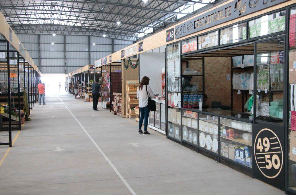 El Nuevo Mercado Sur suma más alternativas comerciales