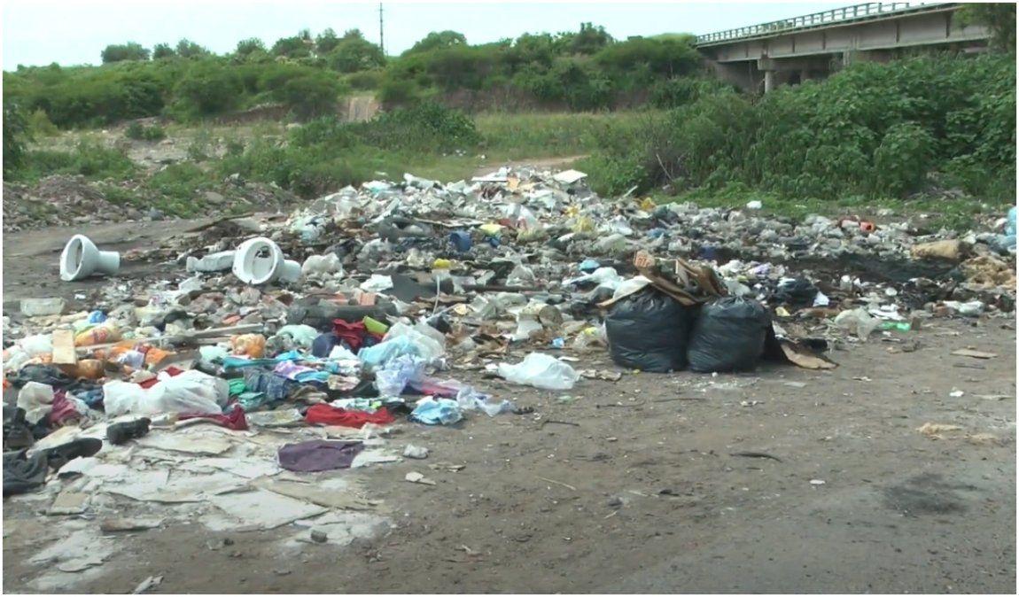 Palpalá: contaminación y enfermedades, los riesgos de un basural que crece