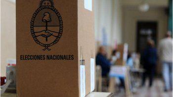 Elecciones: Autoridades de mesa que se vacunen y falten podrán ir a prisión