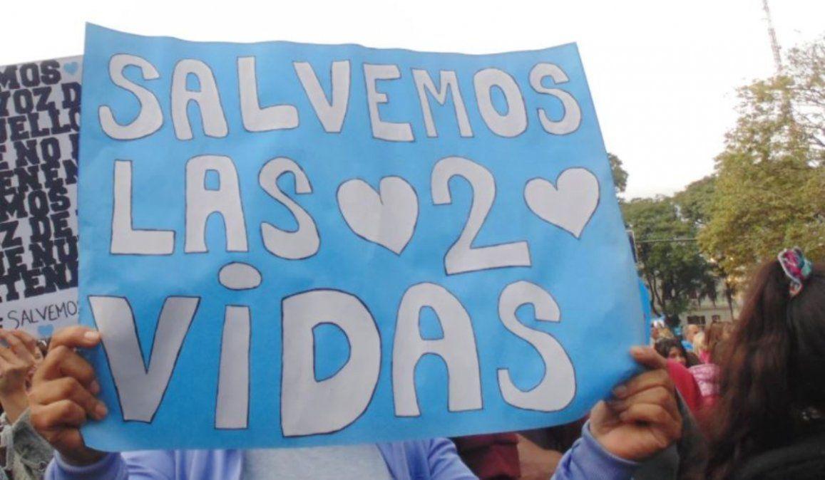 Sábado de manifestaciones en todo el país a favor de las dos vidas