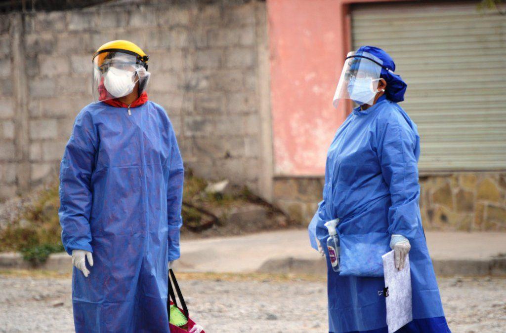 Jujuy superó las 800 muertes por coronavirus