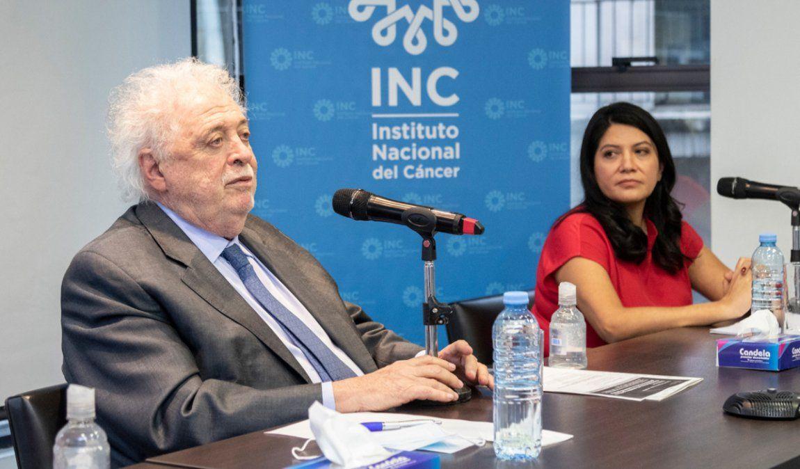 Pusieron en funciones a Patricia Gallardo, la jujeña directora del Instituto Nacional del Cáncer