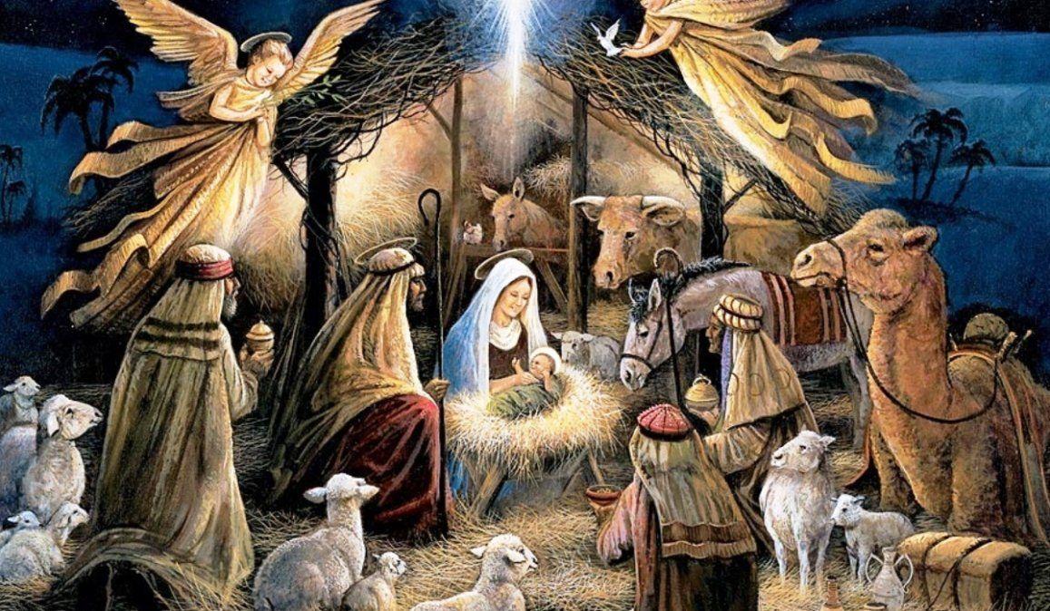 Noche buena y Navidad, una celebración de carácter cultural y familiar