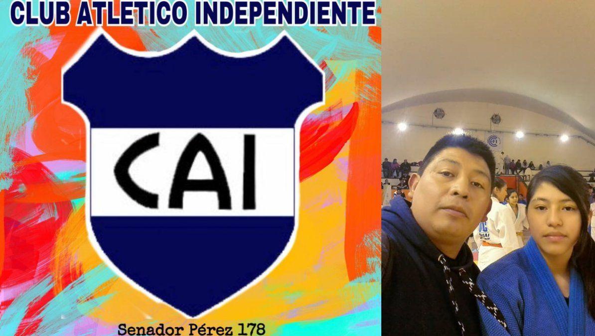 Artes Marciales en el club Independiente