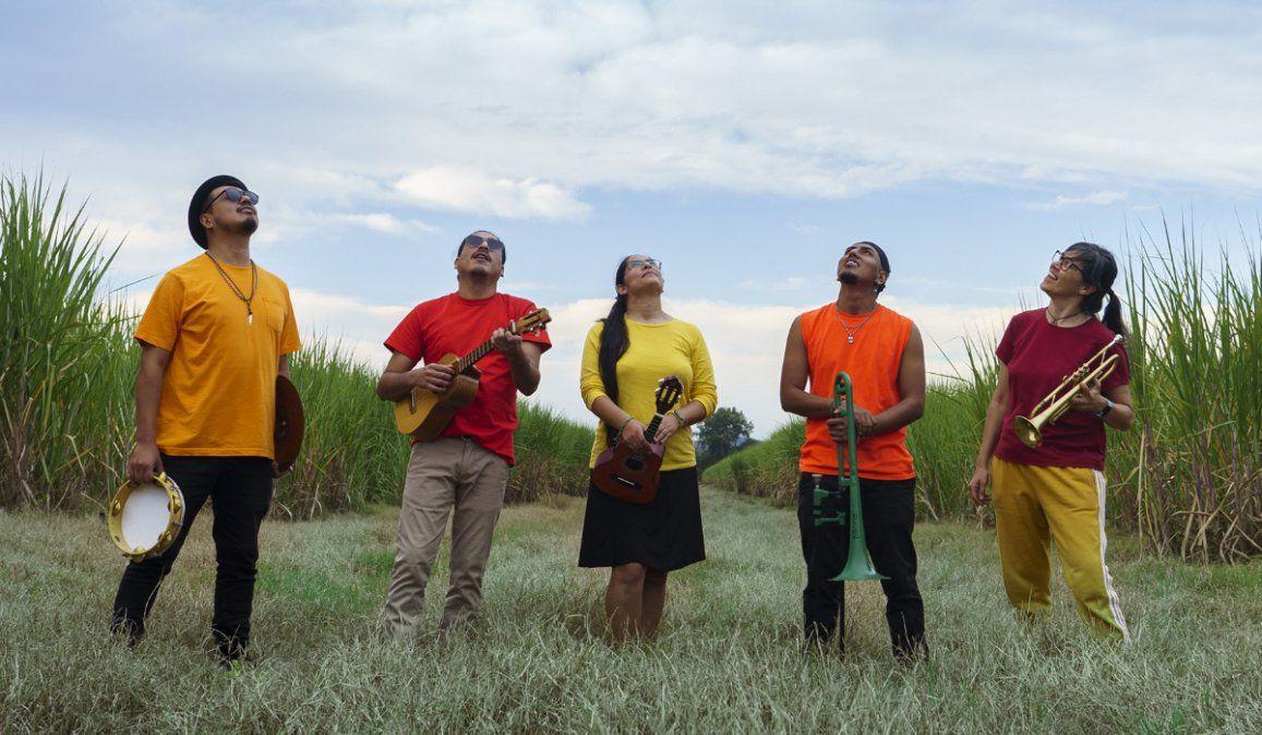 La banda Skalarrastra anunció el estreno de su primer videoclip