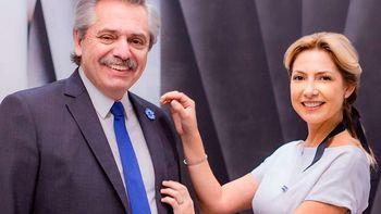 Alberto Fernández y Fabiola Yañez serán padres de un varón