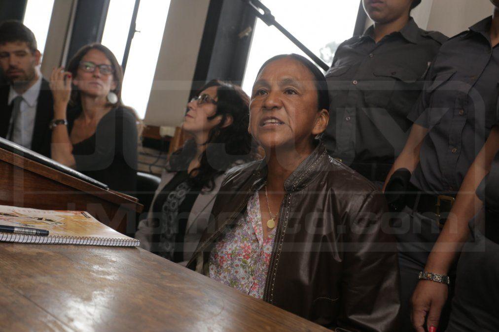Balacera de Azopardo: absolvieron a Milagro Sala