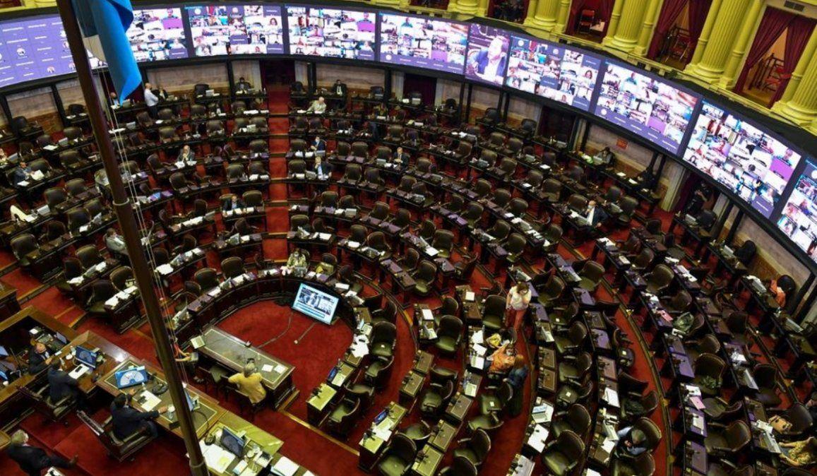 Diputados aprobó el proyecto K para restar fondos a la Ciudad de Buenos Aires