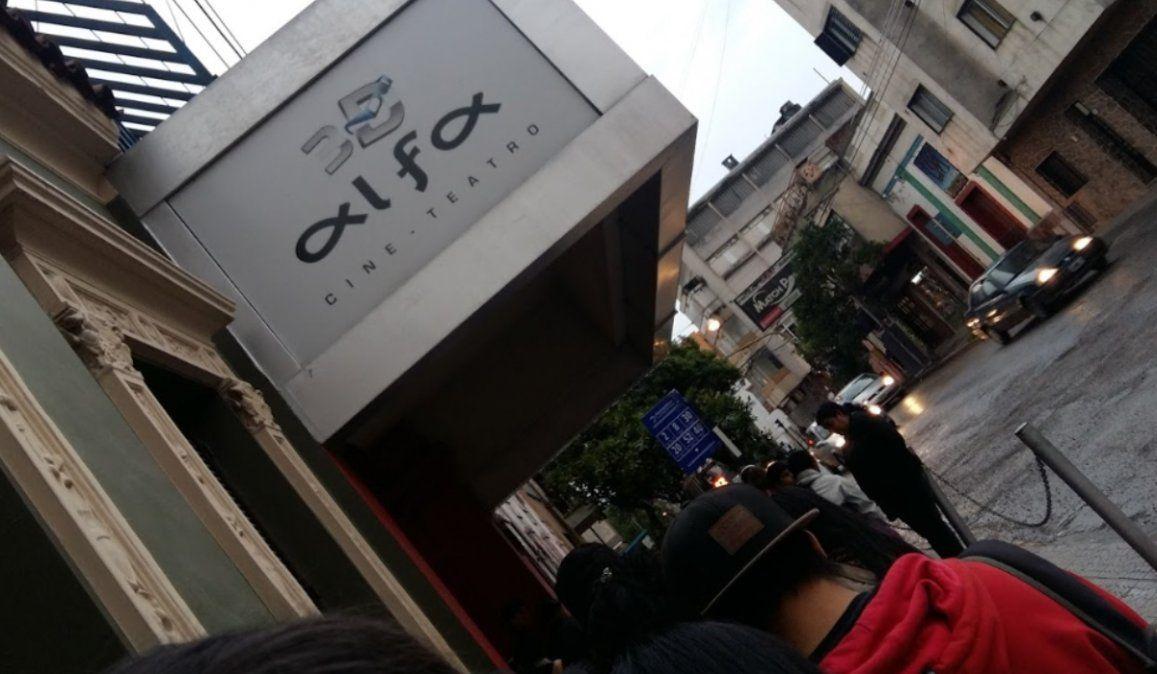 Expectativa por la reapertura del Cine Alfa: Llegamos al gran día