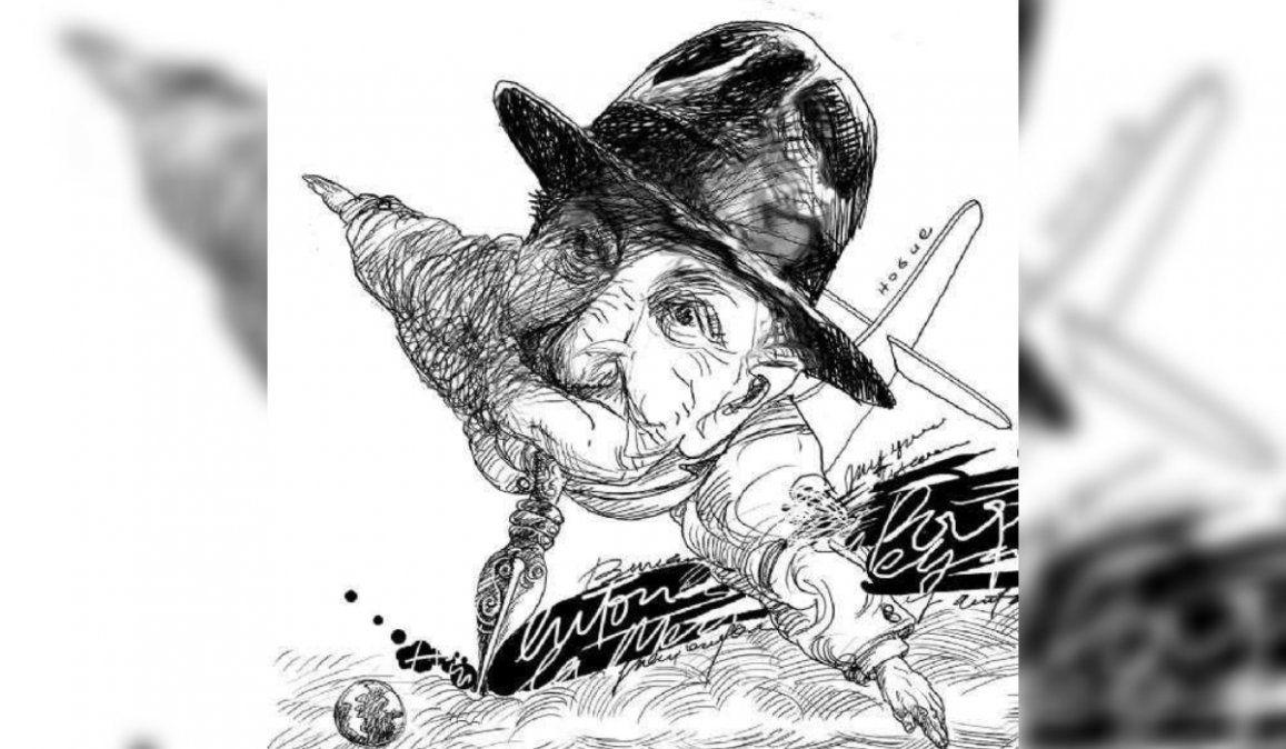 El caso de los viejitos voladores, un relato corto de Bioy Casares
