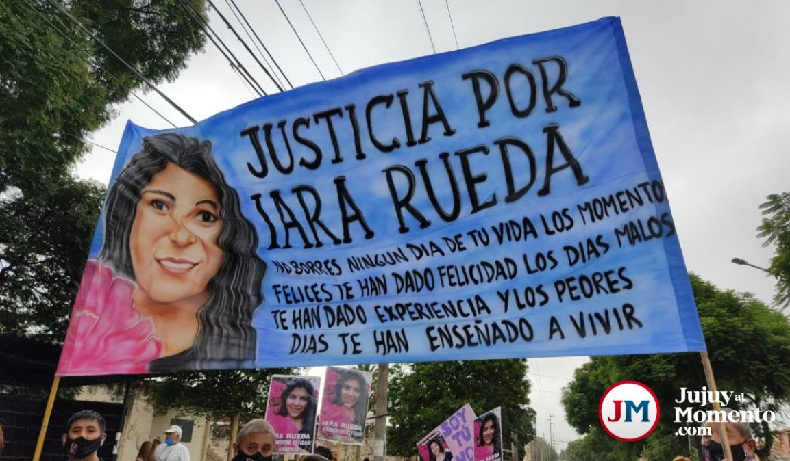 Caso Iara Rueda: Solicitaron prisión preventiva para los imputados