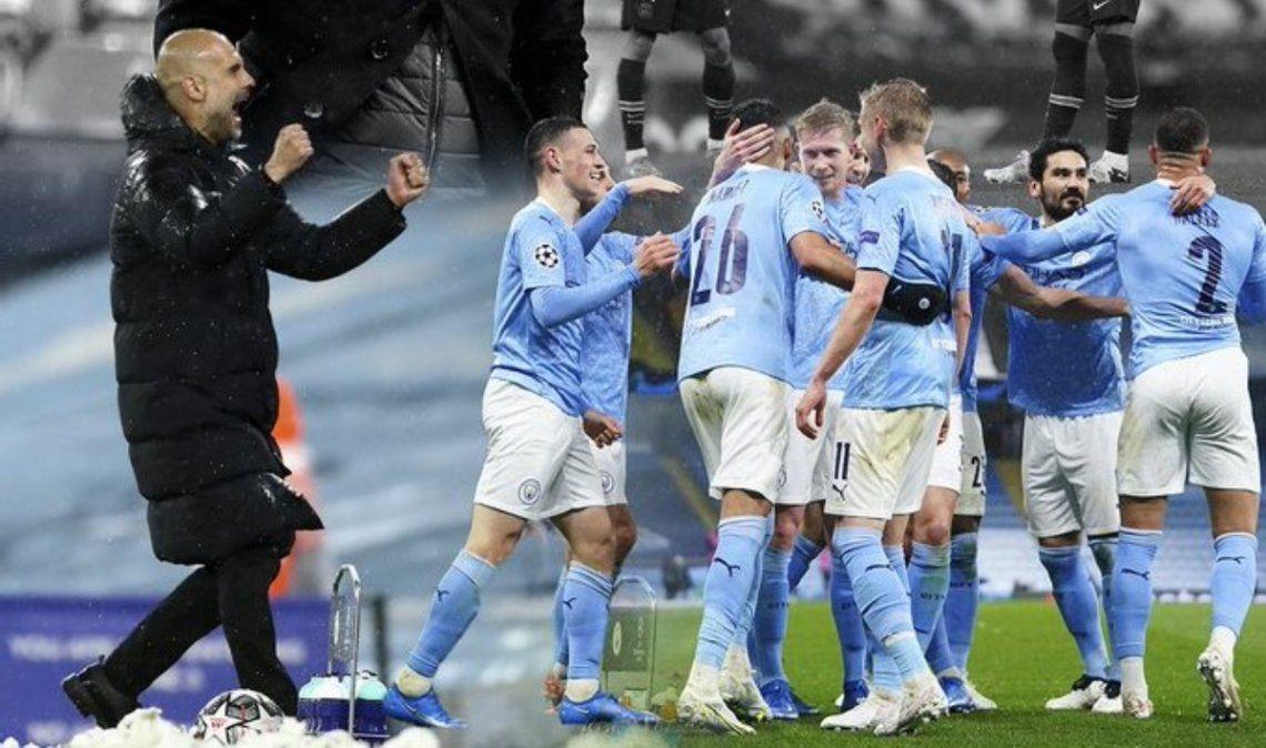 Manchester City finalista de la Champions League