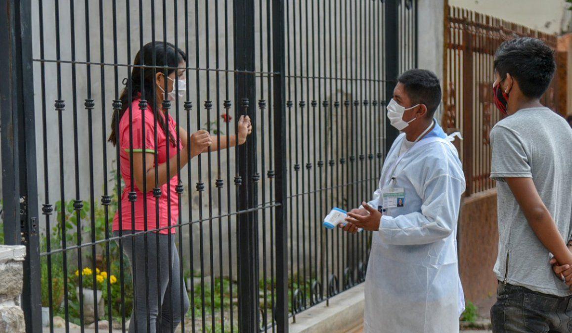 Informaron un fallecido y 17 nuevos casos de coronavirus en Jujuy