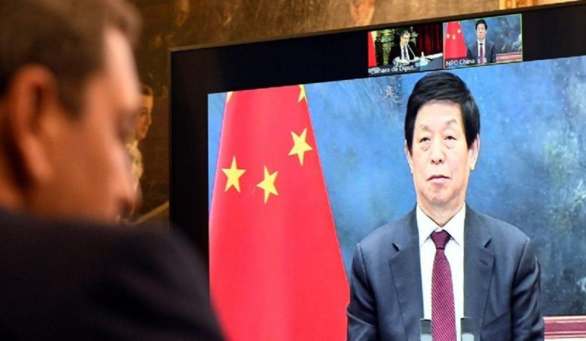 Fuerte respaldo del Parlamento chino a Argentina frente al FMI