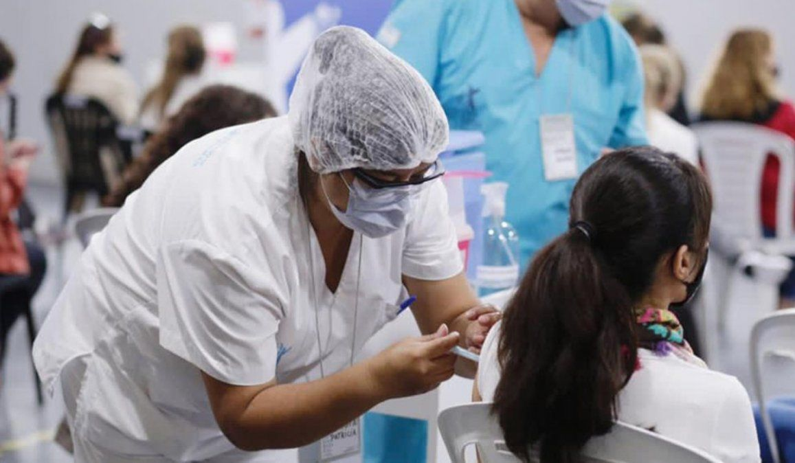 El 80% de los palpaleños ya fue vacunado con al menos una dosis