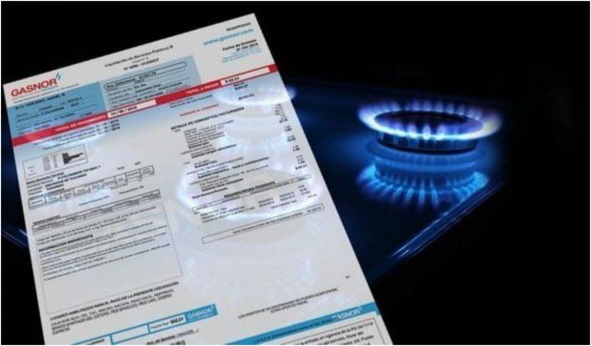 Quiénes pueden acceder al descuento en la tarifa de gas por Zona fría